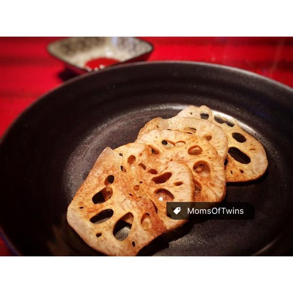 香脆藕片的做法