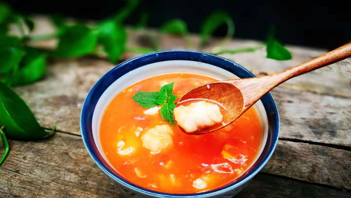 老少皆宜的番茄龙利鱼汤
