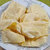 马兰头豆腐卷的做法图解3