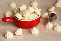 孩子爱吃的蛋白糖#嘉宝笑容厨房#的做法