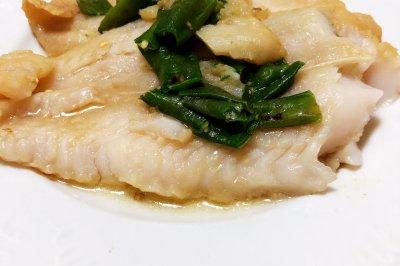 青椒龙利鱼