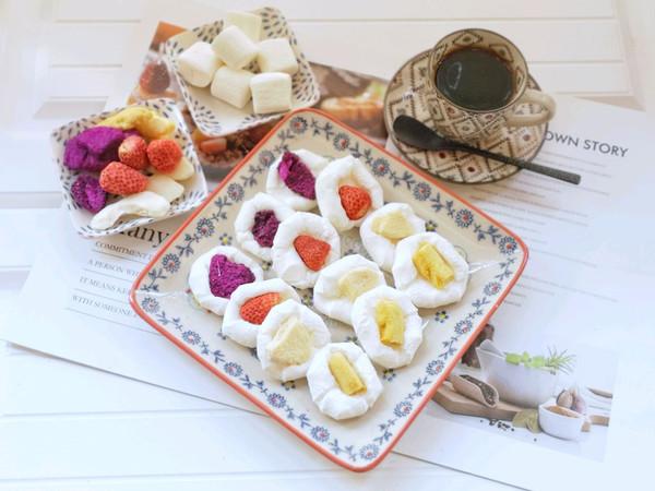 卡兹卡兹脆脆——脆脆棉花糖的做法