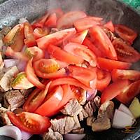 暖胃番茄牛腩汤的做法图解8