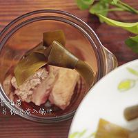 海带排骨汤——春天必学养生滋补汤品的做法图解5