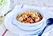 只用一只锅的懒人汤饭#童年不同样,美食有花样#的做法