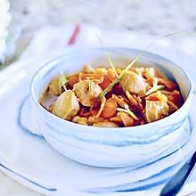 只用一只锅的懒人汤饭#童年不同样,美食有花样#