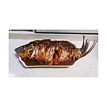 简单家常版铁锅炖鱼,妈妈的味道!