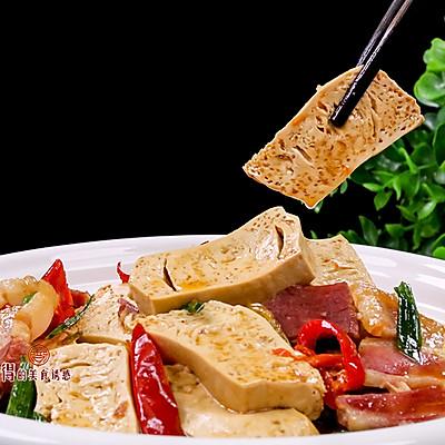 很多人不知道豆腐这样做比肉都好吃, 特别入味