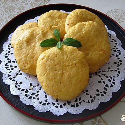 减肥又美味的营养粗粮早餐---水煎玉米饼