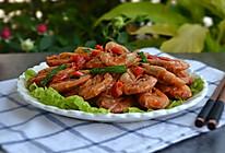 香辣干虾的做法