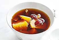 红糖姜茶煮番薯 冬季暖饮的做法