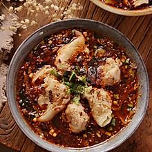 内含重庆小面调料,家乡味道的糊辣壳大包面