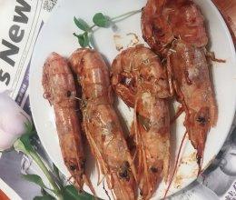 黄油大虾的做法