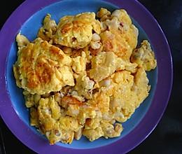 骨髓煎蛋的做法