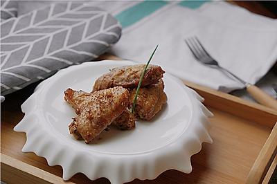花椒姜汁烤翅