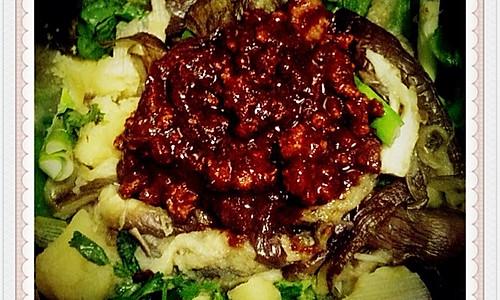 蒸茄子土豆的做法