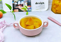 #初春润燥正当时#零添加&黄桃罐头的做法