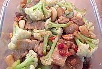 干锅有机花菜的做法