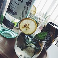 经典莫吉托鸡尾酒(Mojito)—夏日特饮