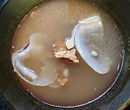 秋冬换季-鳄鱼肉干煲汤的做法