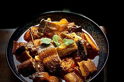 一人食--川味家常菜  红烧鳝鱼