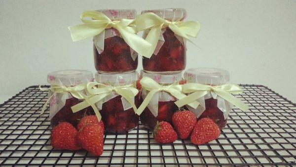 草莓酱的做法