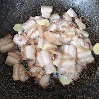 #肉食主义狂欢#蒜苔回锅肉的做法图解9