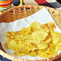 #食尚争霸 格兰仕微波炉试用之烤薯片