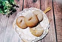全黑麦芝麻核桃面包的做法