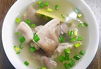 养胃猪肚汤的做法