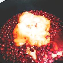 红豆糯米糖水