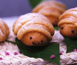 毛毛虫甜面包的做法