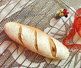 #营养小食光# 红酒芝士面包的做法
