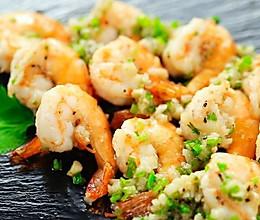 饭合 | 泰式胡椒虾的做法