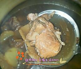 土茯苓灵芝骨头汤的做法
