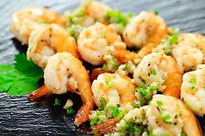 饭合 | 泰式胡椒虾