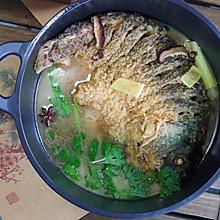 红烧黄河大鲤鱼