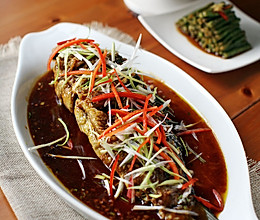 最上瘾的绝味川菜——糖醋脆皮鱼的做法