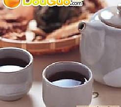 官草保肝茶的做法