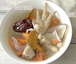 五指毛桃海底椰煲鸡爪汤 | 秋季汤的做法