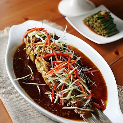 最上瘾的绝味川菜——糖醋脆皮鱼