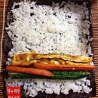 家庭版寿司的做法图解7
