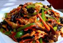 鱼香鸡丝~肉丝~老公说吃过最好吃的下饭菜的做法