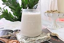 #秋天怎么吃#银耳花生牛奶的做法