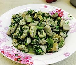 茴香胡豆的做法