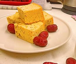 糖尿病人也能吃#人人能开小吃店#不失败的枣泥蛋糕的做法