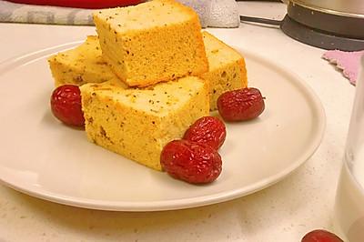 糖尿病人也能吃不失败的枣泥蛋糕