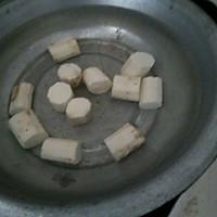 经典味汁凉拌菜之一桂花蜂蜜山药的做法图解1