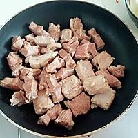 胡萝卜三肉锅#宴客拿手菜#的做法图解4