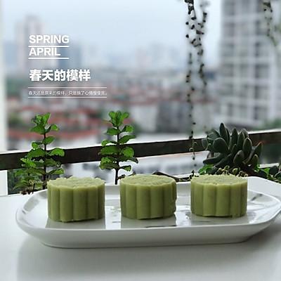 六月清(绿豆糕)